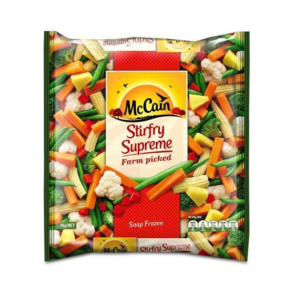 McCain StirFry Supreme 1kg