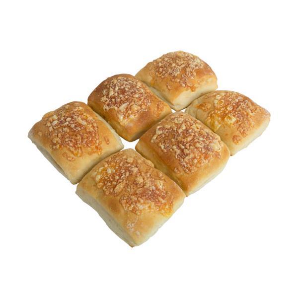 Countdown Instore Bakery Ciabatta Cheese Pockets 6pk