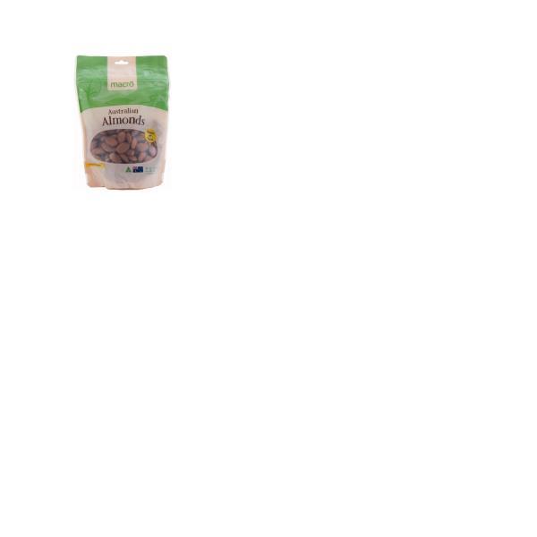 Macro Almonds Kernels Australian 500g