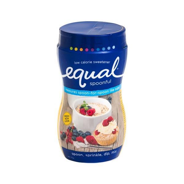 Equal Spoonful Sugar Substitute Powder 113g