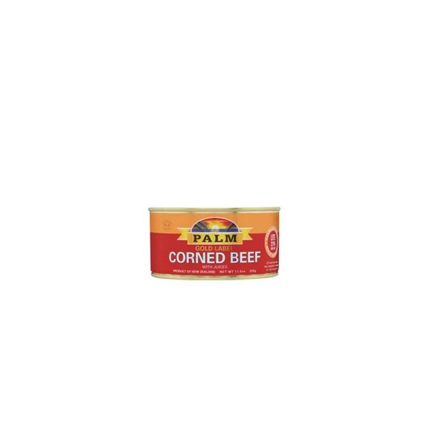 Palm Corned Beef Gold Label 326g