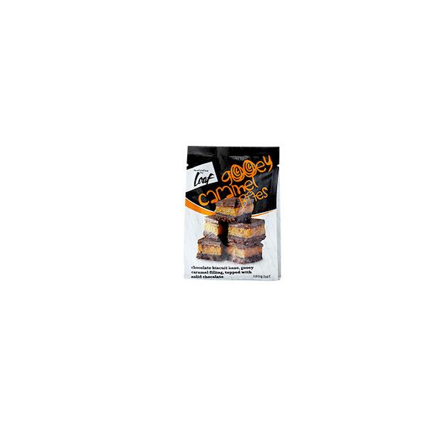 Loaf Slices Gooey Caramel Bites 120g