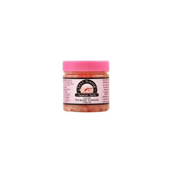 Fresh Produce Ginger Pickled jar 150g