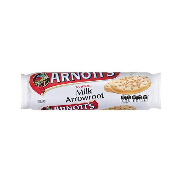 Arnott's Milk Arrowroot 250g