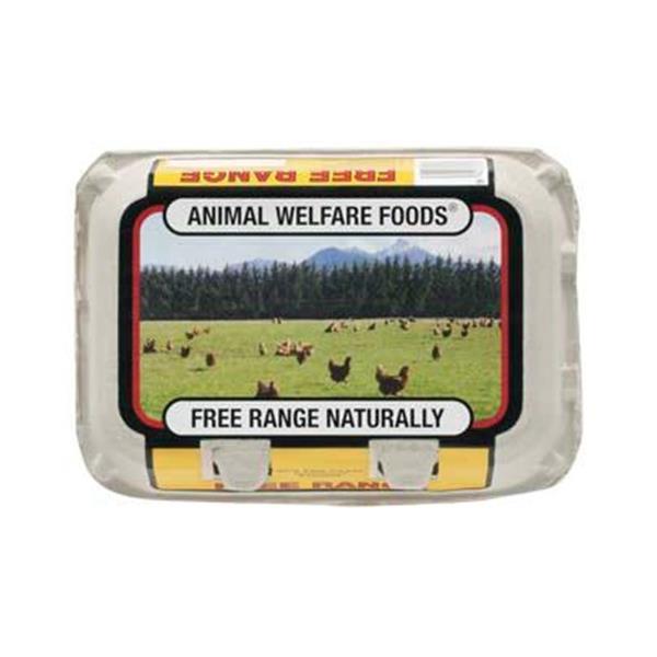 Animal Welfare Foods Free Range 318g (6pk)