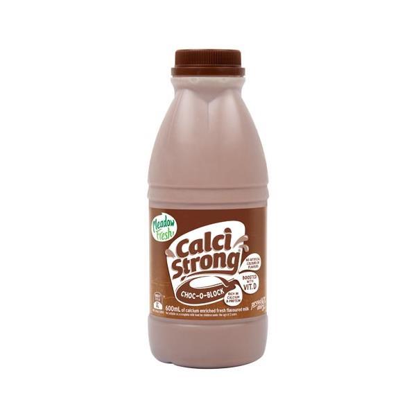 Meadow Fresh Calci Strong Flavoured Milk Chocolate 600ml