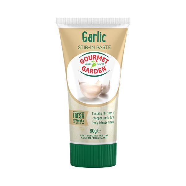 Gourmet Garden Garlic Paste tube 80g