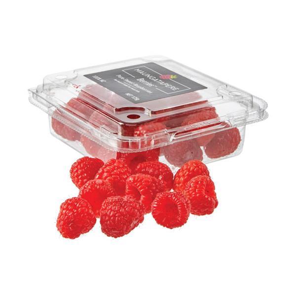 Raspberries 125g