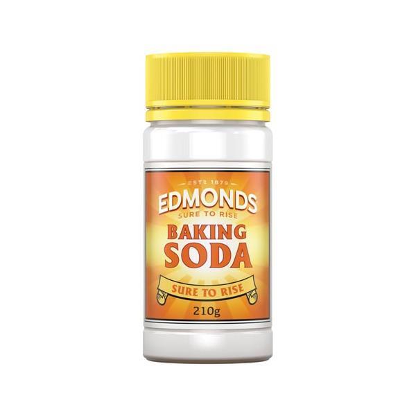 Edmonds Baking Soda Bicarbonate 210g