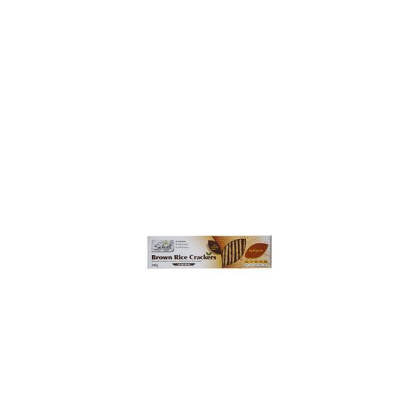 Select Brown Rice Crackers Multigrain 100g