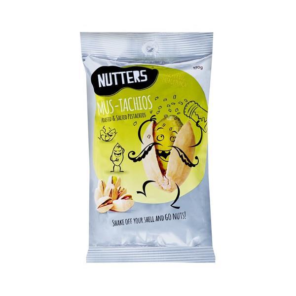Nutters Pistachios Mus Tachios 170g