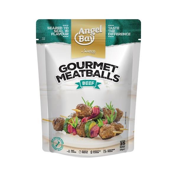 Angel Bay Meatballs Gourmet Beef 525g