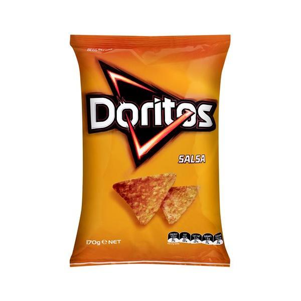 Doritos Corn Chips Salsa 170g