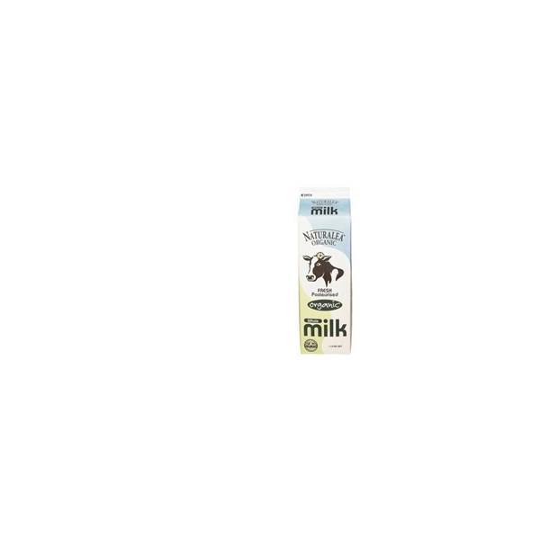 Naturalea Organic Milk Whole 1l