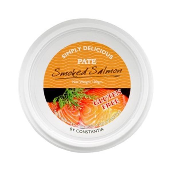 Constantia Pate Smoked Salmon 100g