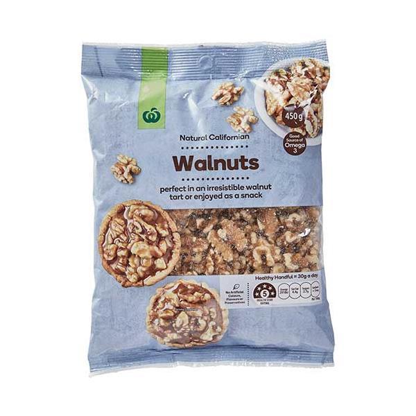Countdown Walnuts 450g