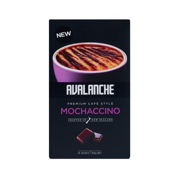 Avalanche Coffee Mix Mochaccino 160g