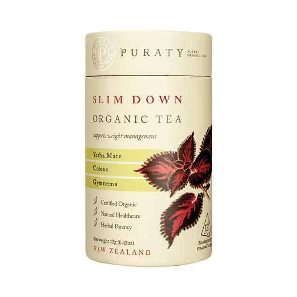Puraty Potent Organic Herbal Tea Slim Down 12g