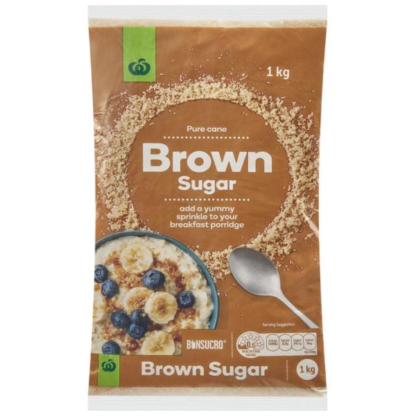 Countdown Brown Sugar 1kg