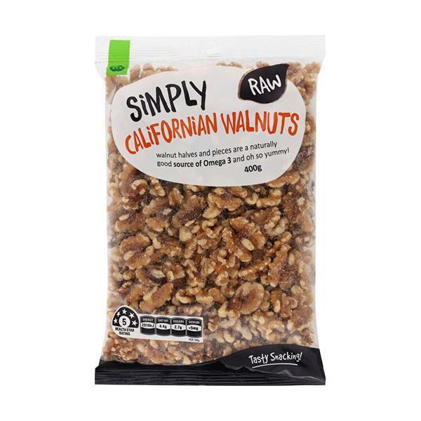 Countdown Walnuts Halves & Pieces 400g