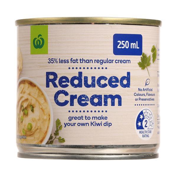Countdown Reduced Cream 250ml