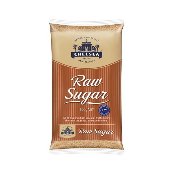Chelsea Raw Sugar Crystal bag 500g