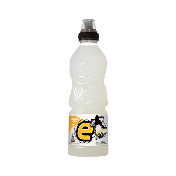 E2 Sports Drink Lemon & Lime 800ml