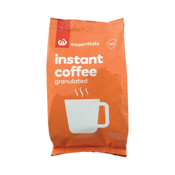 Essentials Instant Coffee Granulated 90g