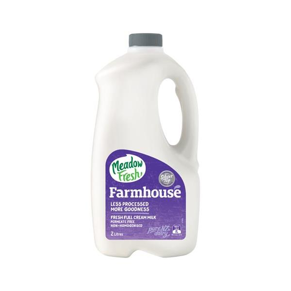 Meadow Fresh Milk Farmhouse 2l
