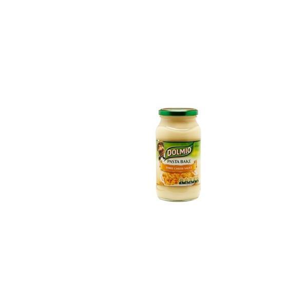 Dolmio Pasta Bake Pasta Sauce Three Cheeses jar 490g