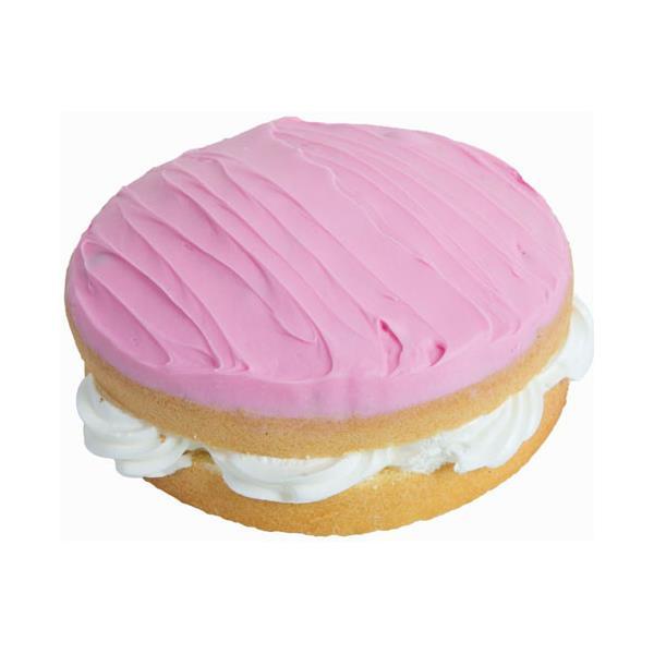 Countdown Instore Bakery Cake White Sponged Filled & Iced 310g