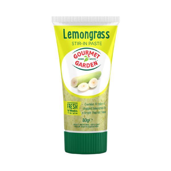 Gourmet Garden Lemongrass Paste tube 80g