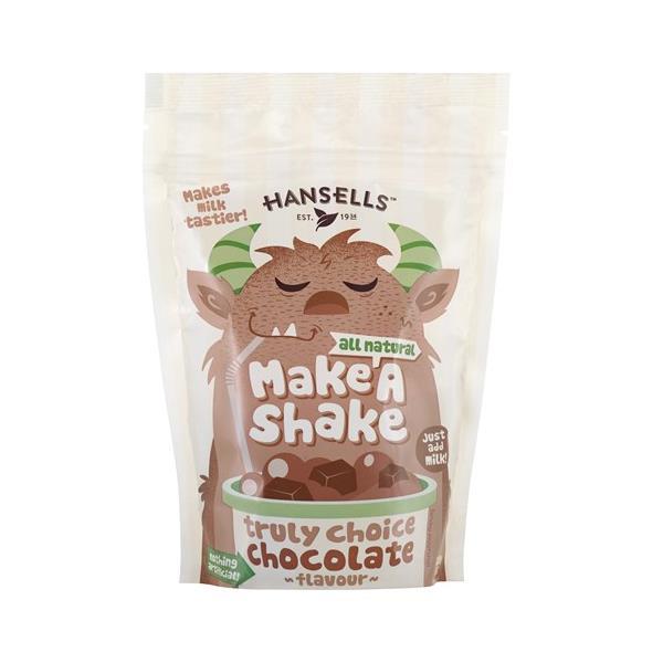 Hansells Make A Shake Milk Mixes Chocolate 200g