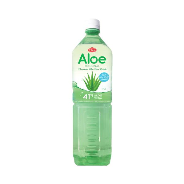 T Best Aloe Vera Drink Original 1.5l