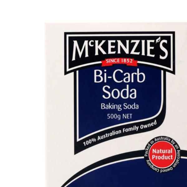 McKenzie's Mckenzies Baking Soda Bicarbonate 500g