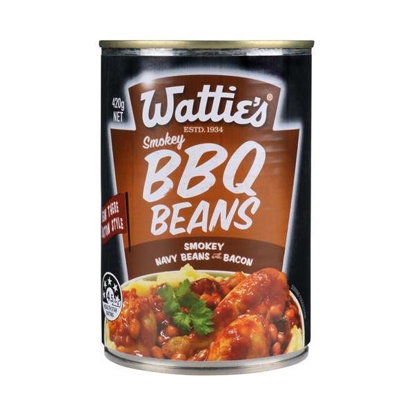 Wattie's Bean There Baked Beans Boston Style 420g