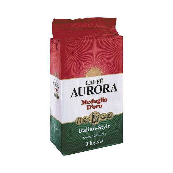 Aurora Caffe Plunger Grind Italian Blend 1kg