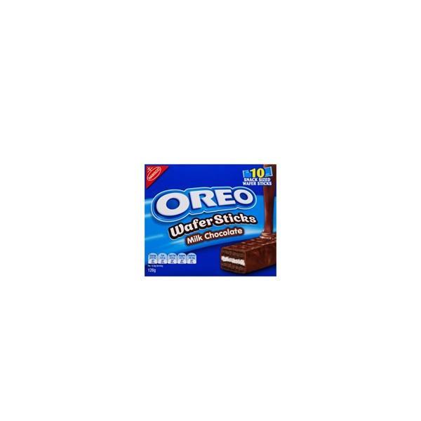 Oreo Wafers Chocolate Creme 128g (12.8g x 10pk)
