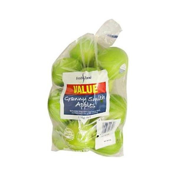 Apples Granny Smith prepacked 1.5kg
