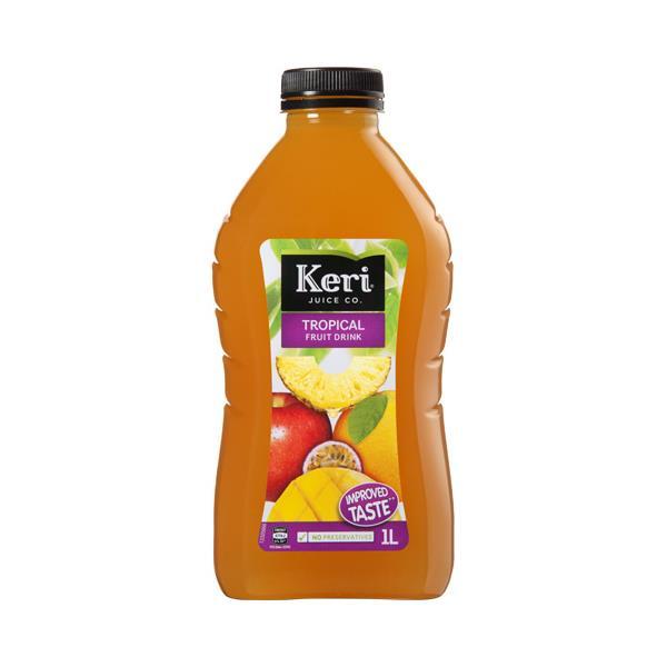Keri Fruit Drink Tropical 1l