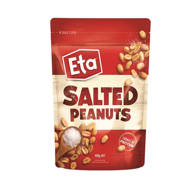 Eta Peanuts Salted 400g