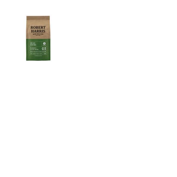 Robert Harris Plunger & Filter Grind Irish Cream 200g