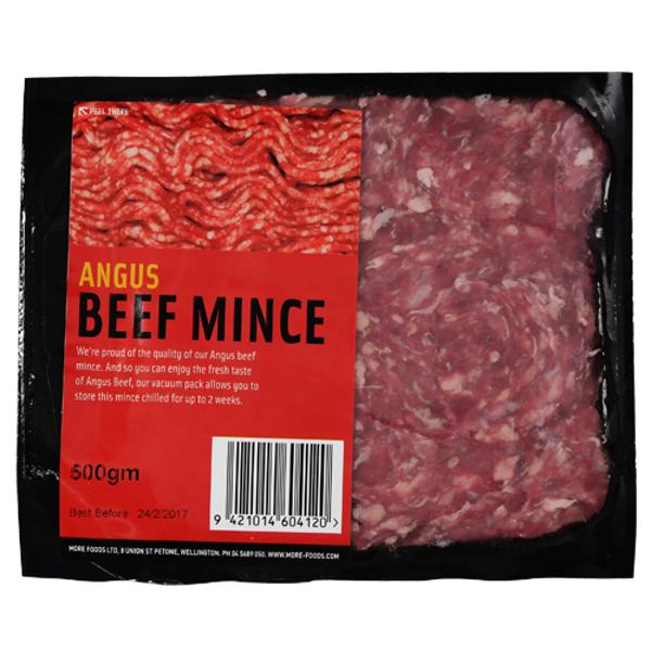 Butchery Angus Beef Mince 500g