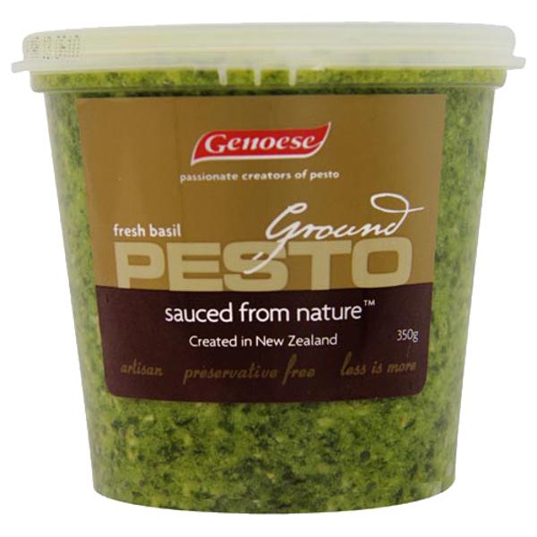 Genoese Pesto Fresh Basil 350g