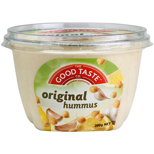 Good Taste Co. Hummus Original 200g