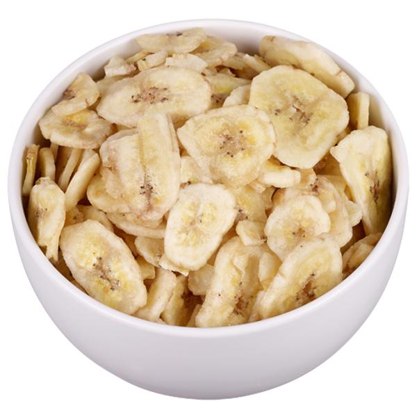 Bulk Foods Banana Chips 1kg