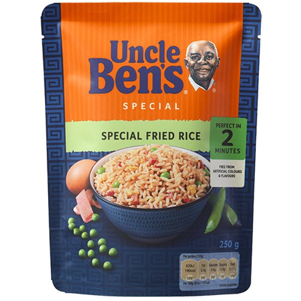 Uncle Bens Rice Express Special 250g