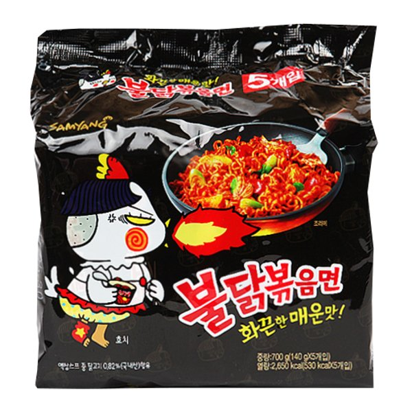Samyang Hot Spicy Chicken Instant Noodles 700g