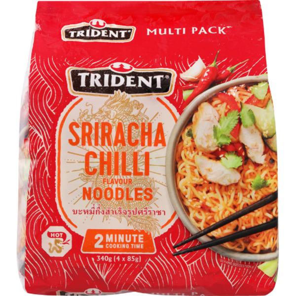 Trident Sriracha Chilli Noodles 340g