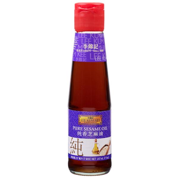 Lee Kum Kee Pure Sesame Oil 207ml